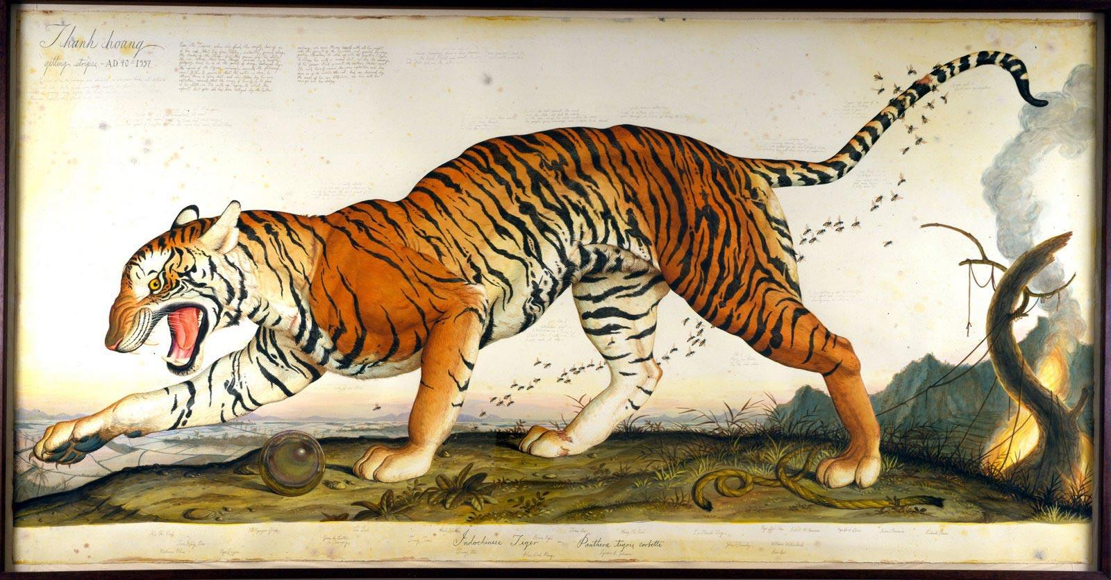 тигры гнева