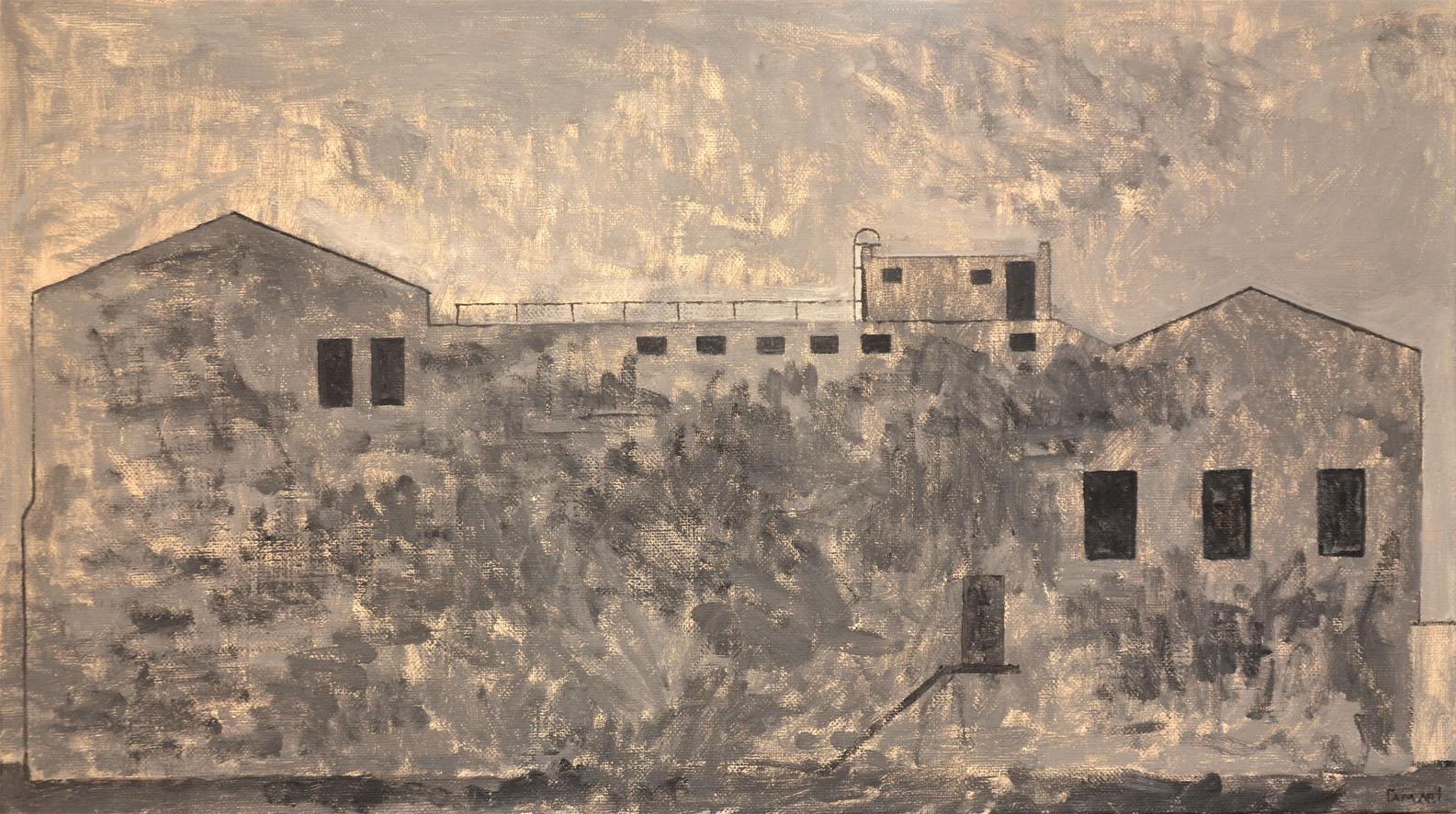 Гамлет Зиньковский, из серии «Архитектура»