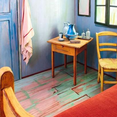 Десять долларов за комнату Ван Гога