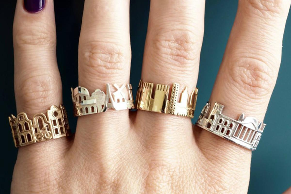 Архитектура на кончиках пальцев