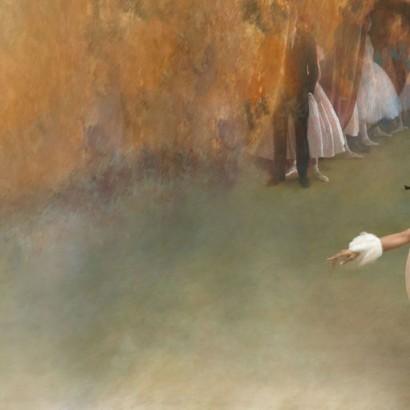 Балерина Мисти Коупленд воссоздала шедевры Эдгара Дега