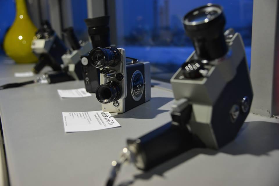 Кинокамеры ХХ века