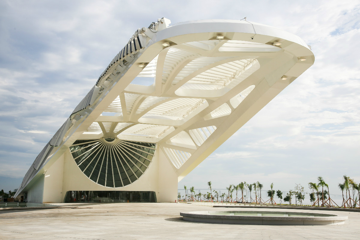 Музей Будущего, Рио-де-Жанейро
