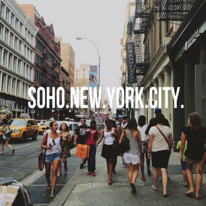 Маленькая Европа в центре Нью-Йорка
