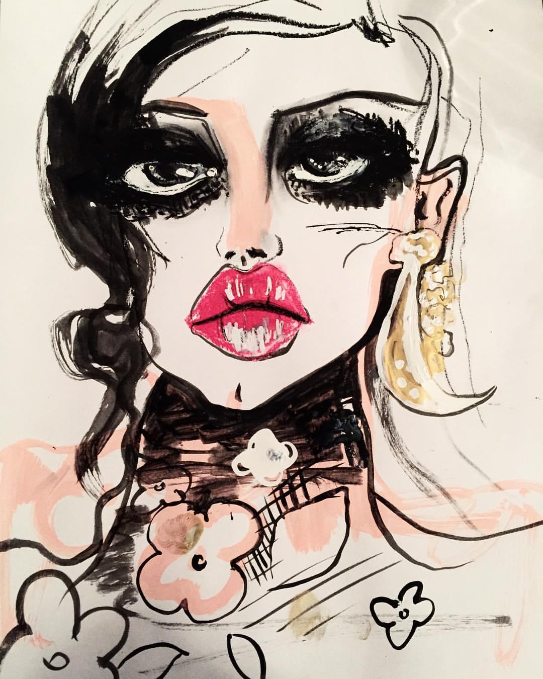 fashion-иллюстратор