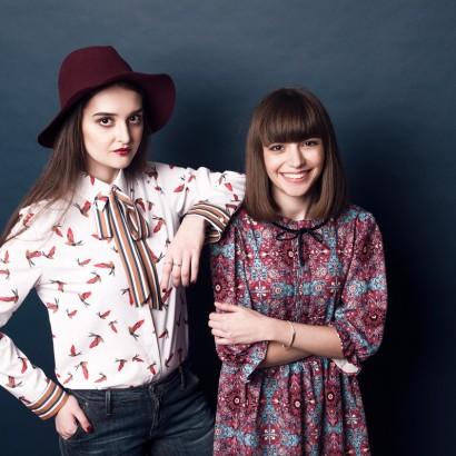 Кристина и Карина Вартановы