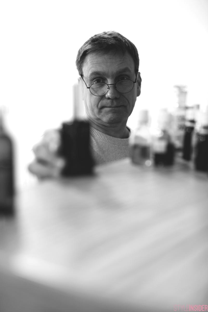 Парфюмер Евгений Лазарчук