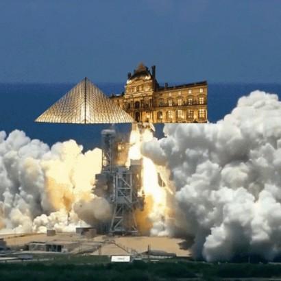 НАСА открывает арт-галерею в космосе