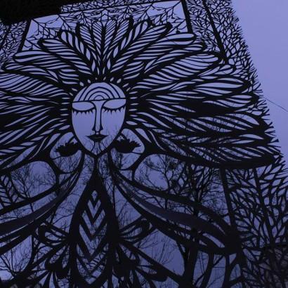 Новая выставка «СолнцеИний» Дарии Алёшкиной