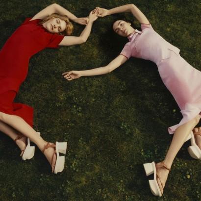 Женская дружба в новой рекламной кампании Стеллы МакКартни