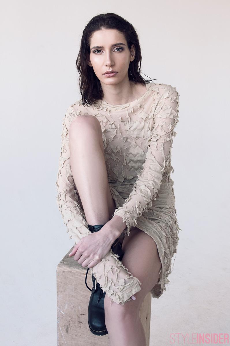 Модель Мария Зубцова