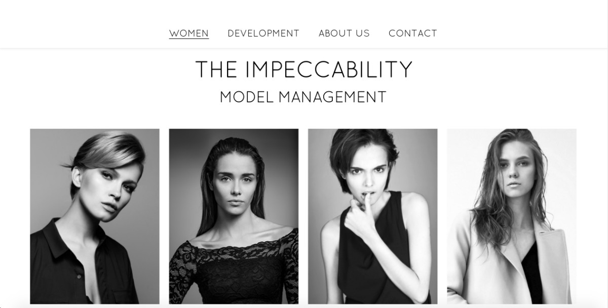 THE IMPECCABILITY MODEL MANAGEMENT