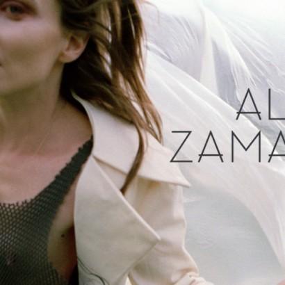 ALINA ZAMANOVA