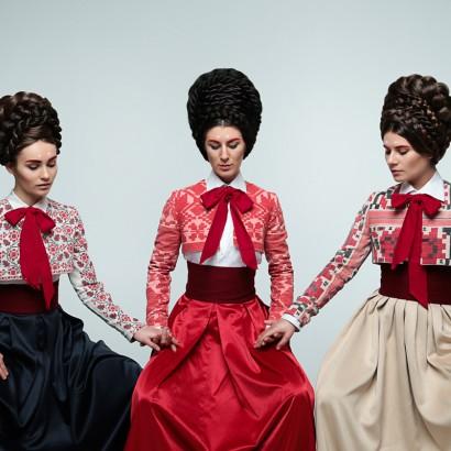 Музыкальное трио Panivalkova