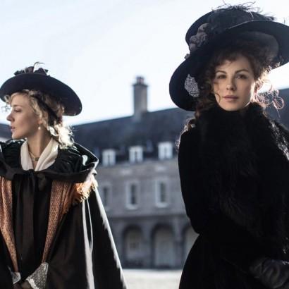 Хлоя Севиньи и Кейт Бекинсэйл в трейлере фильма «Любовь и дружба»