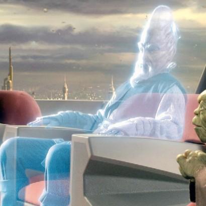 Голографический чат из «Звёздных воин» больше не выдумка