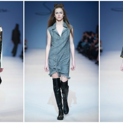 SEREBROVA на Ukrainian Fashion Week