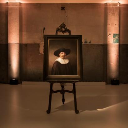 «новой картины Рембрандта»