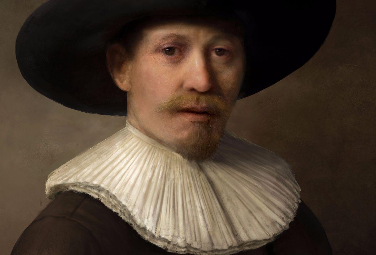 Следующий Рембрандт