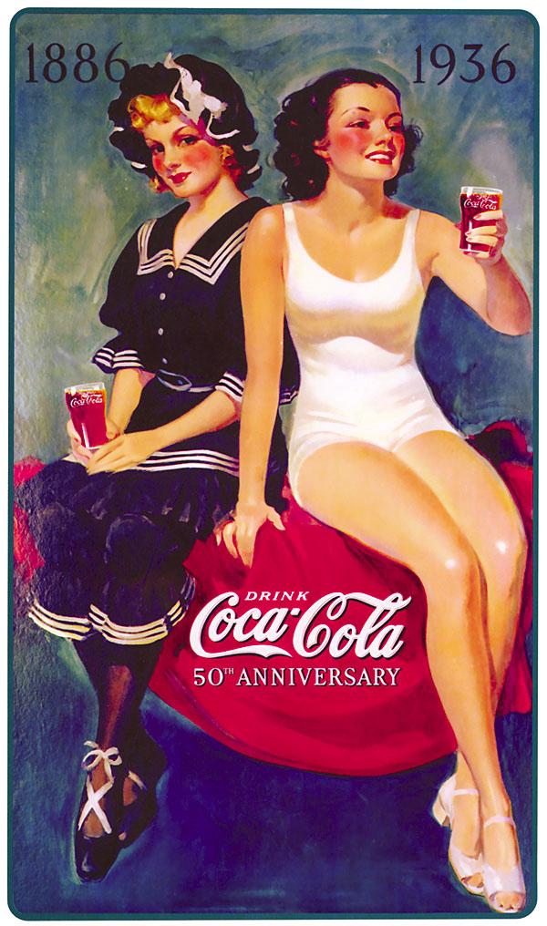 история кока-колы