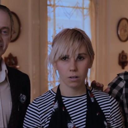Стив Бушеми, Зосия Мамет и Джейн Краковски в комедийной короткометражке о смерти