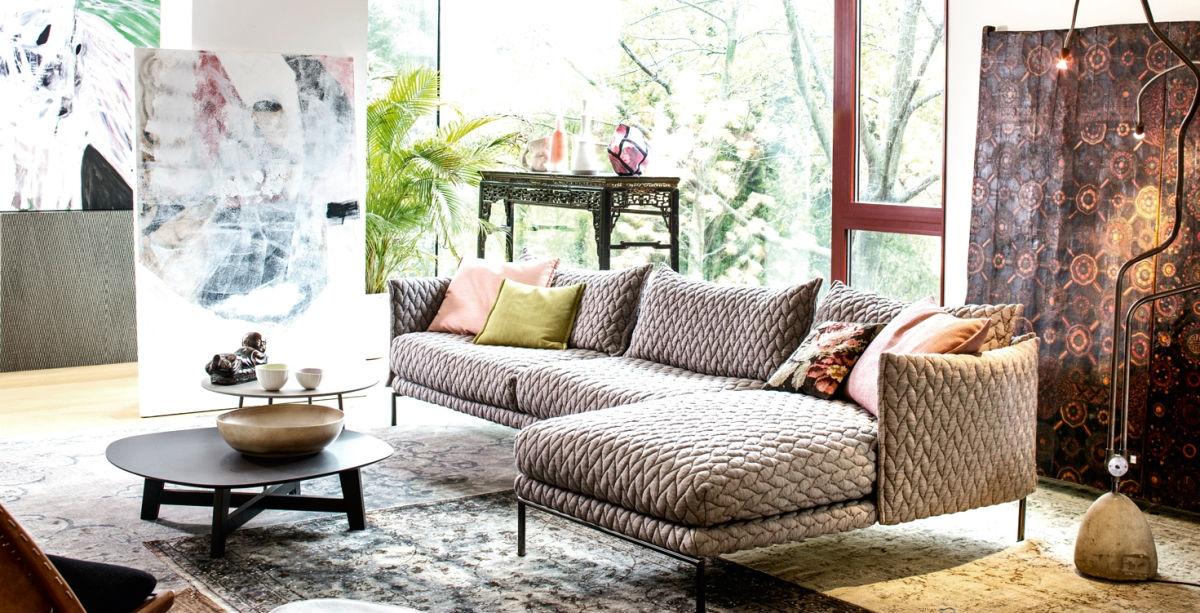 тенденции в текстильном оформлении интерьера
