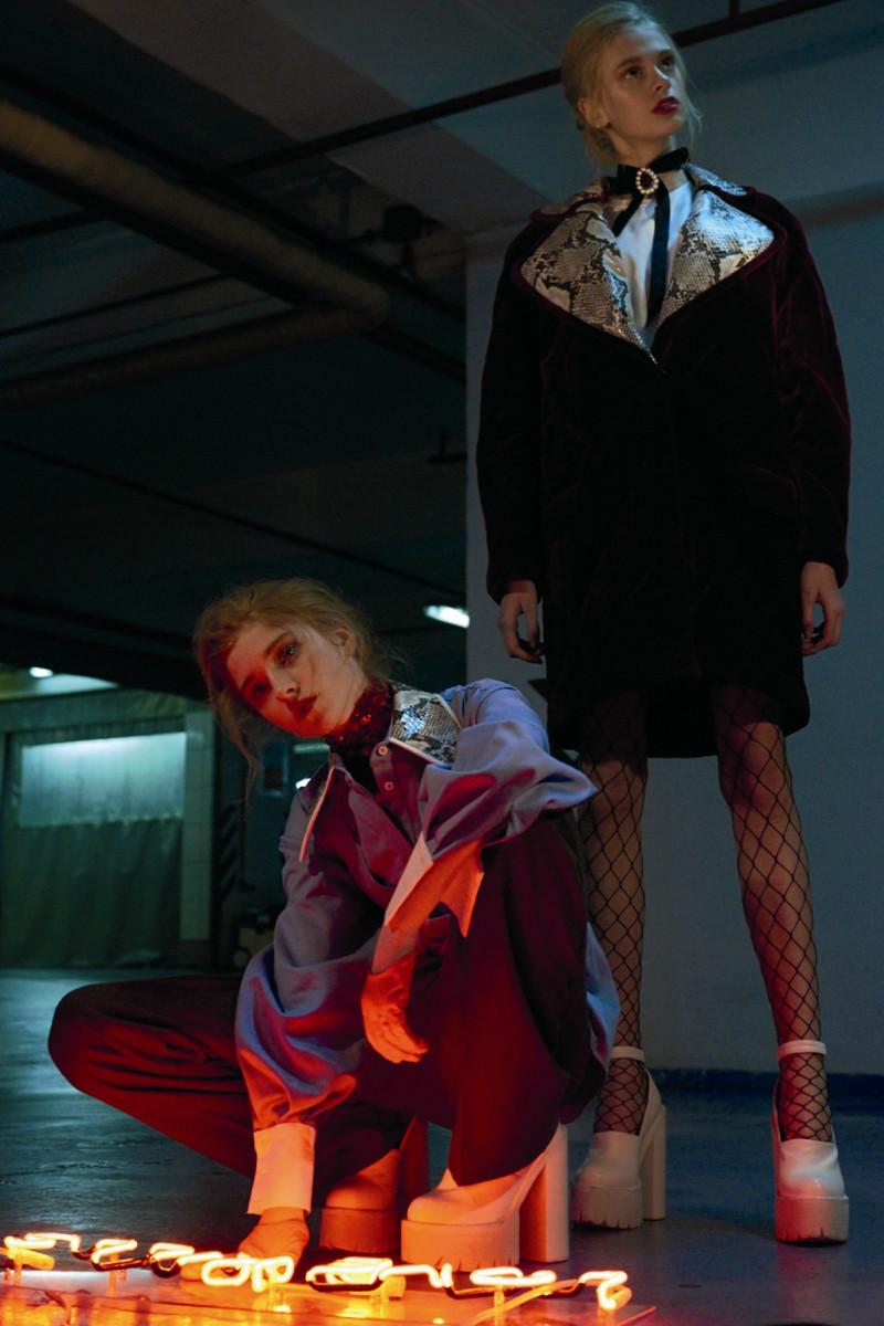 Love Kills бренда Marianna Senchina