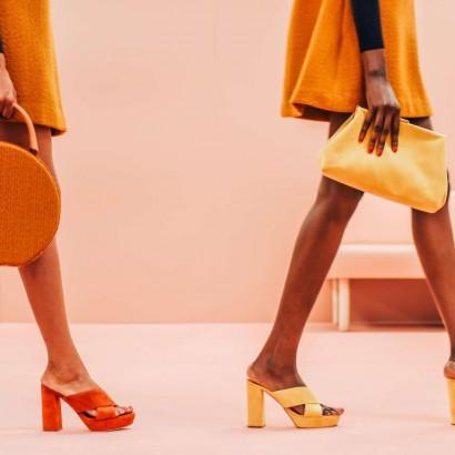 Нью-Йорк и обувь