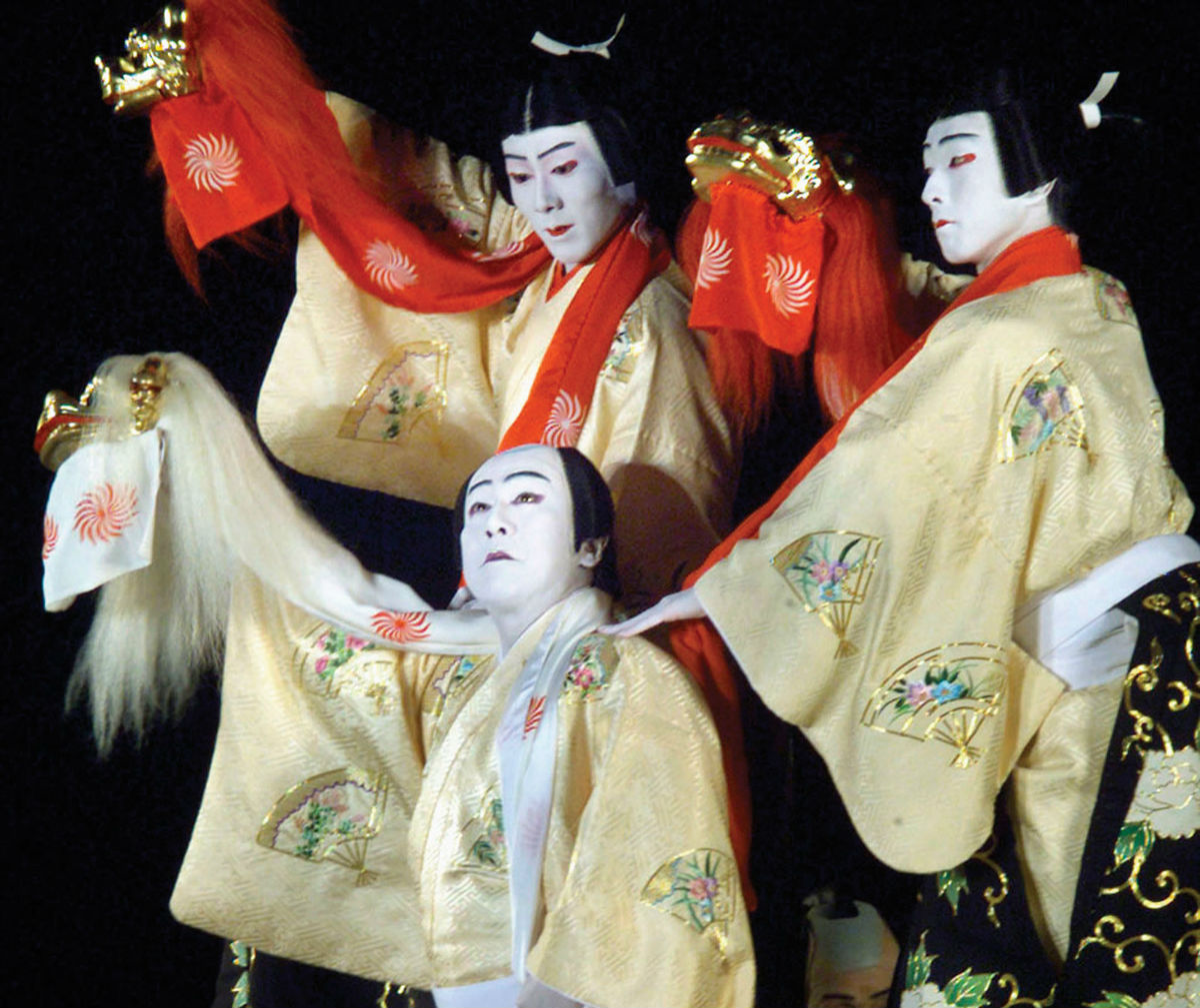 Театр-кабуки