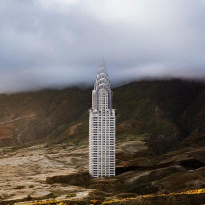 11 знаковых зданий Нью-Йорка, расположенных вдали от людей