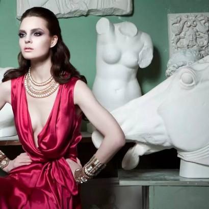 Женская fashion-фотография родом из Италии