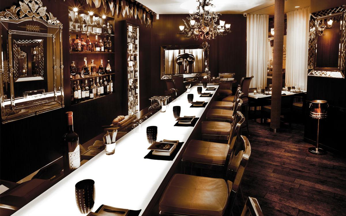любимые рестораны дизайнеров