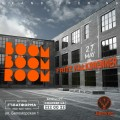 Открытие Boom Boom Room на арт-заводе Платформа