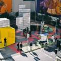 урбанизация общественных пространств города