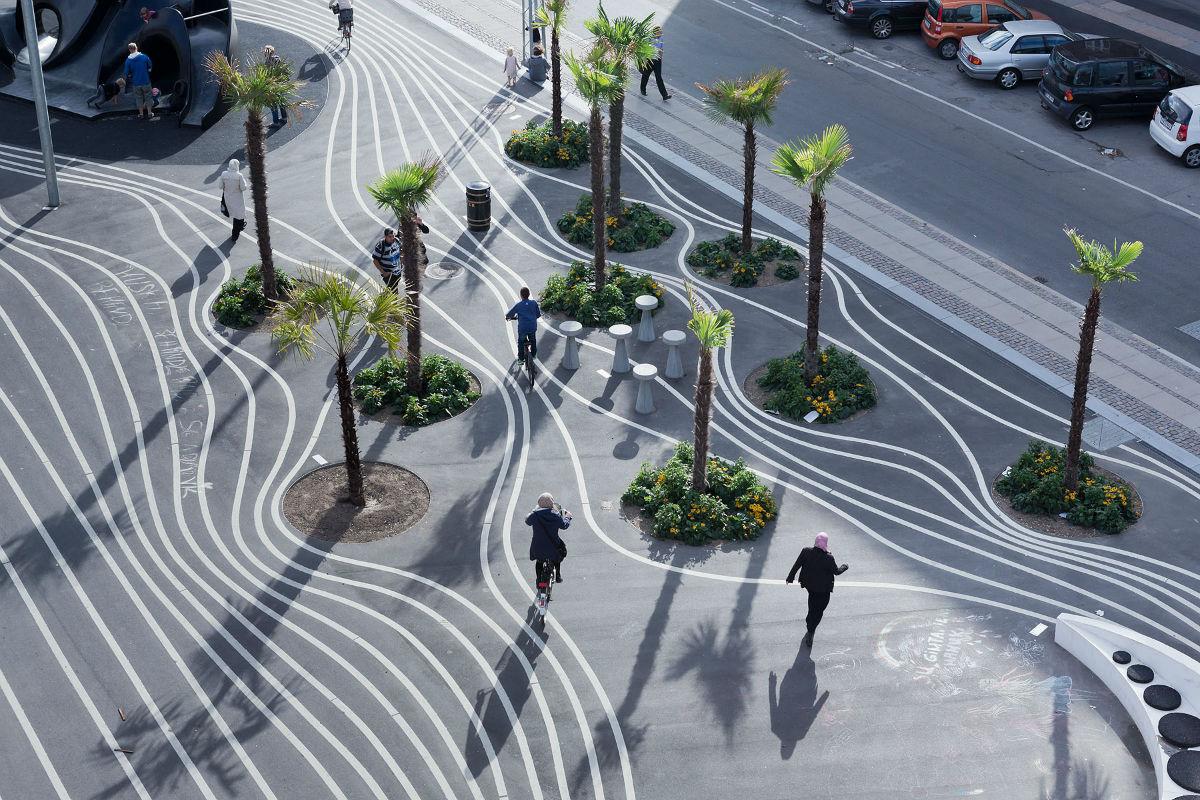 общественные пространства городов