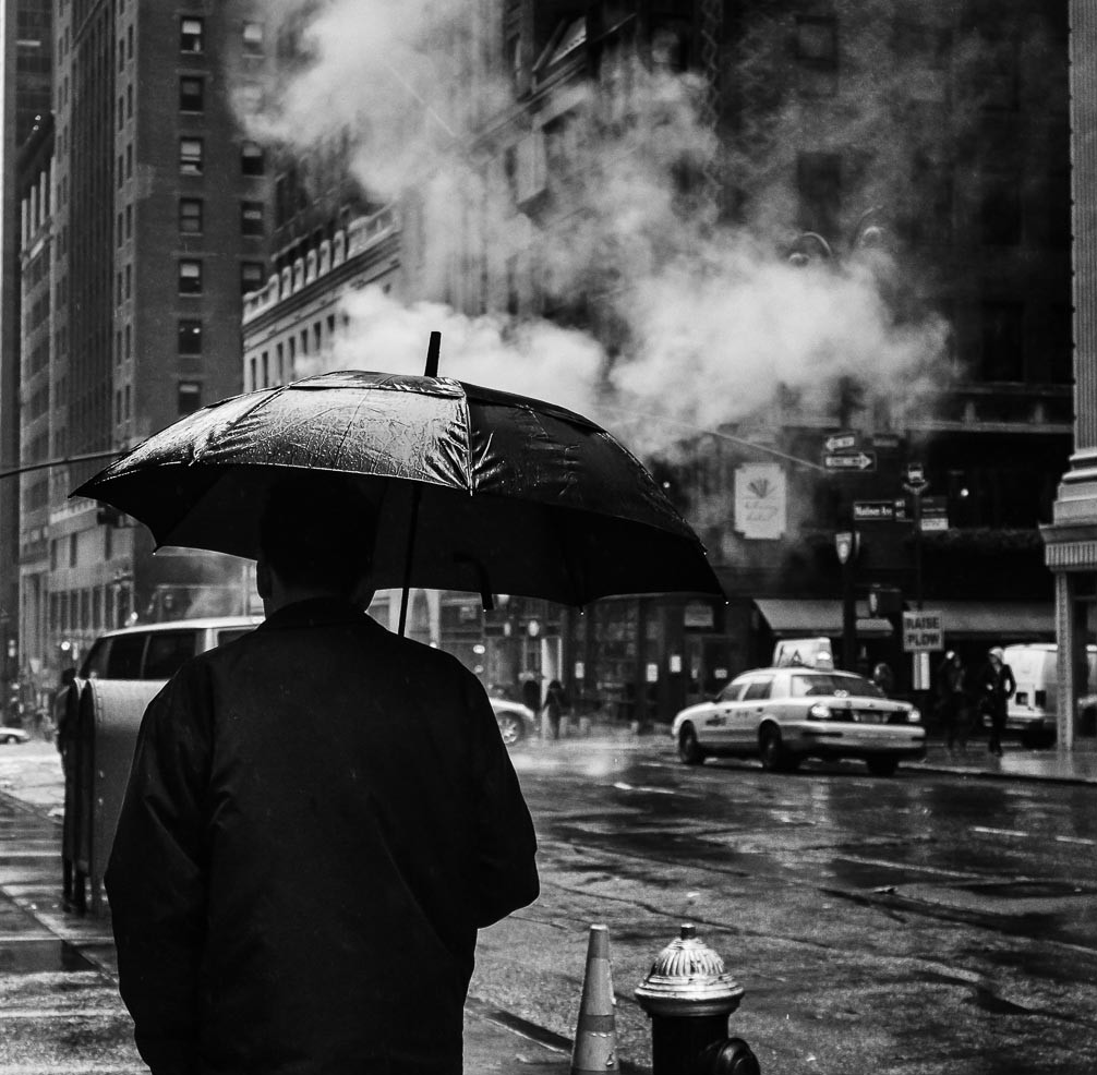 запах Нью-Йорка