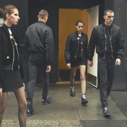 Кампания «египетской» коллекции Givenchy