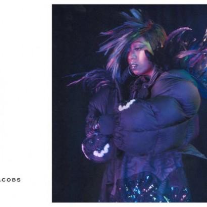 Missy Elliott и новая рекламная кампания Marc Jacobs