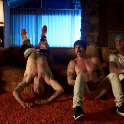 Red Hot Chili Peppers «Dark Necessities»