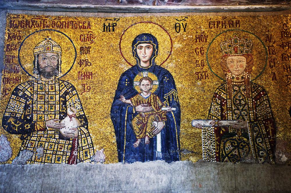 византийской империи