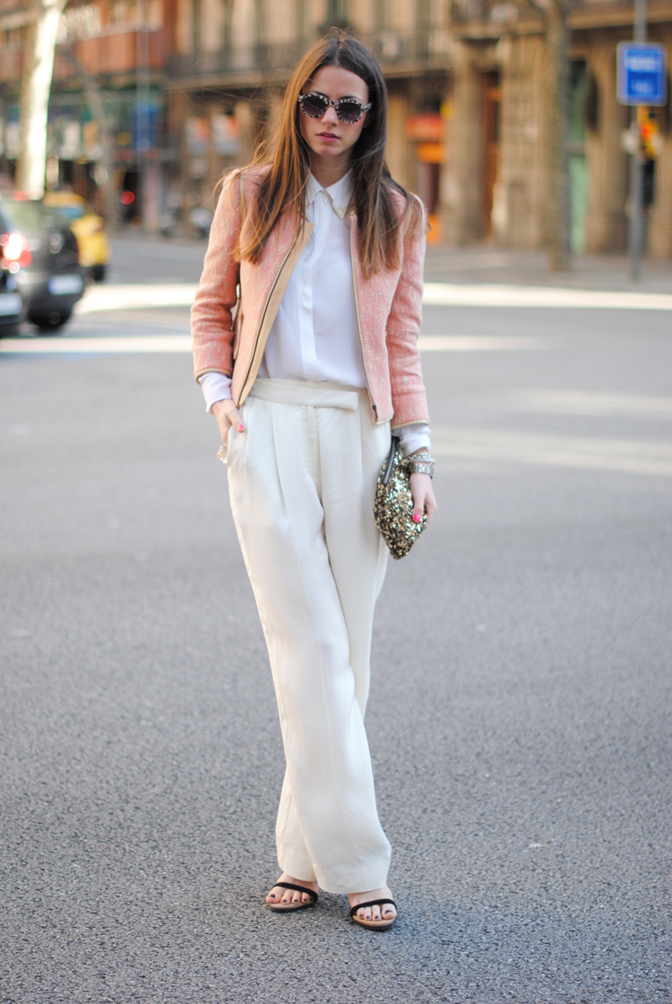 zina-fashionvibe-loose-pants-sequins-clutch