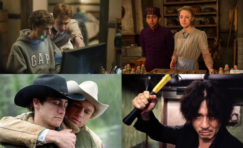 Картинки по запросу «100 величайших фильмов XXI века» по версии BBC