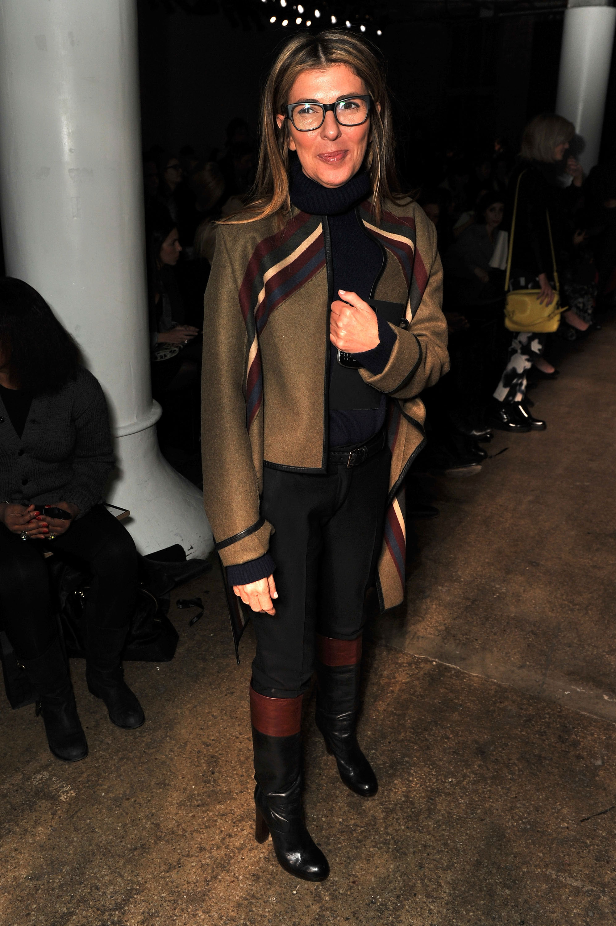 Nina-Garcia-donned-designer-cool-girl-topper-Phillip-Lim