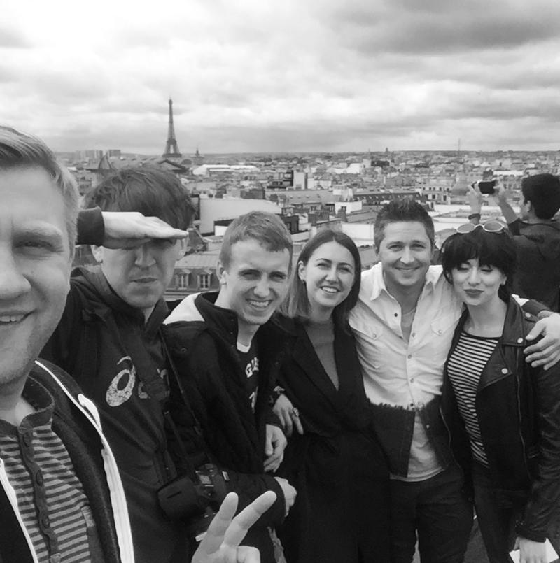 friendincity (2) с Новым каналом и Педаном для передачи про путешествия!!!