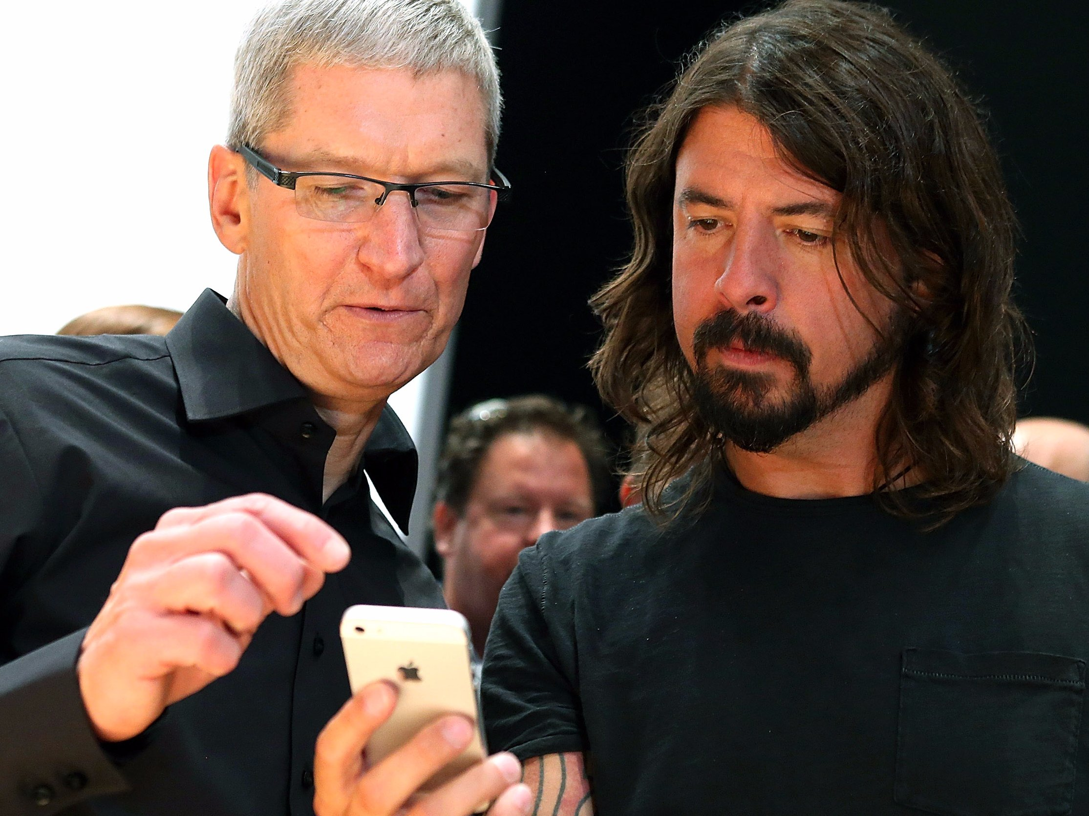 новое приложение от Apple