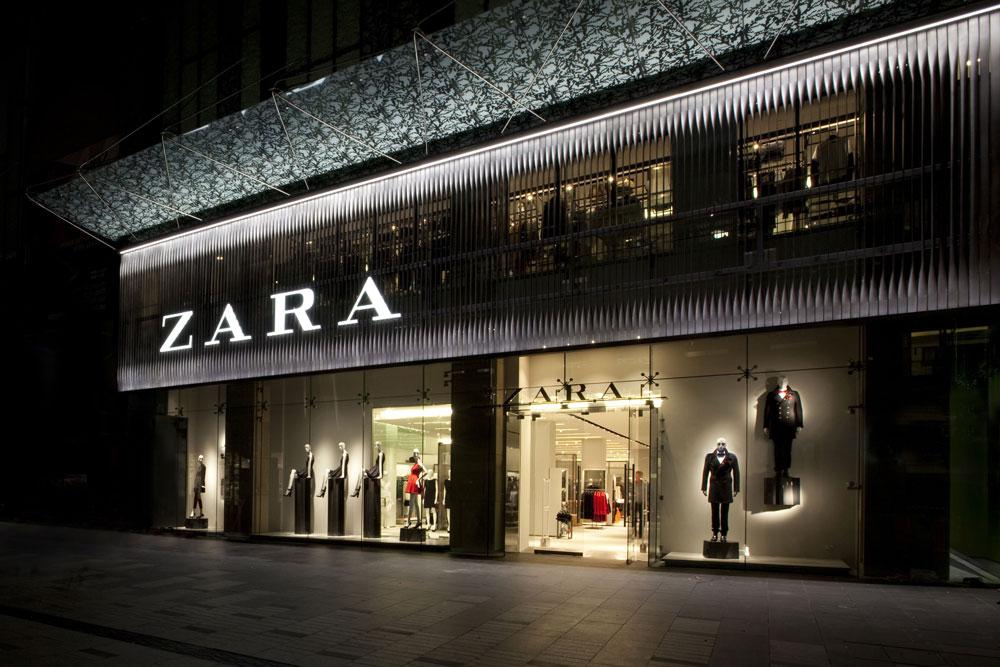 Zara скандал