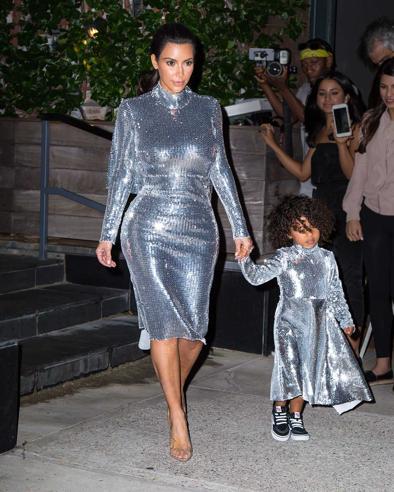 kim-kardashian-north-west-mommy-daughter-style