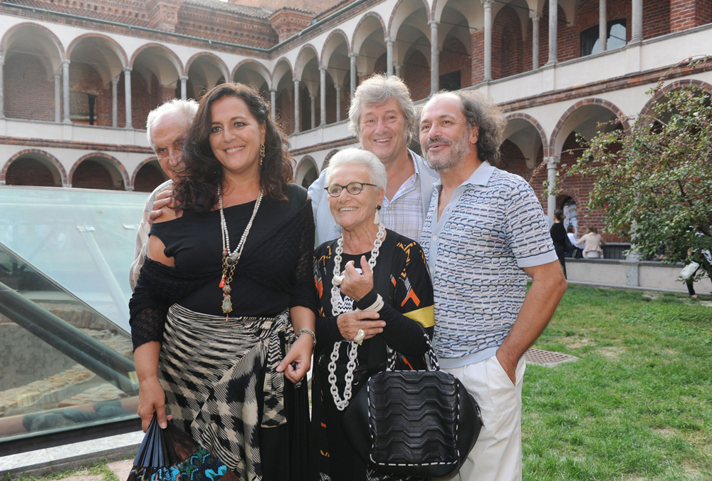 семья Миссони