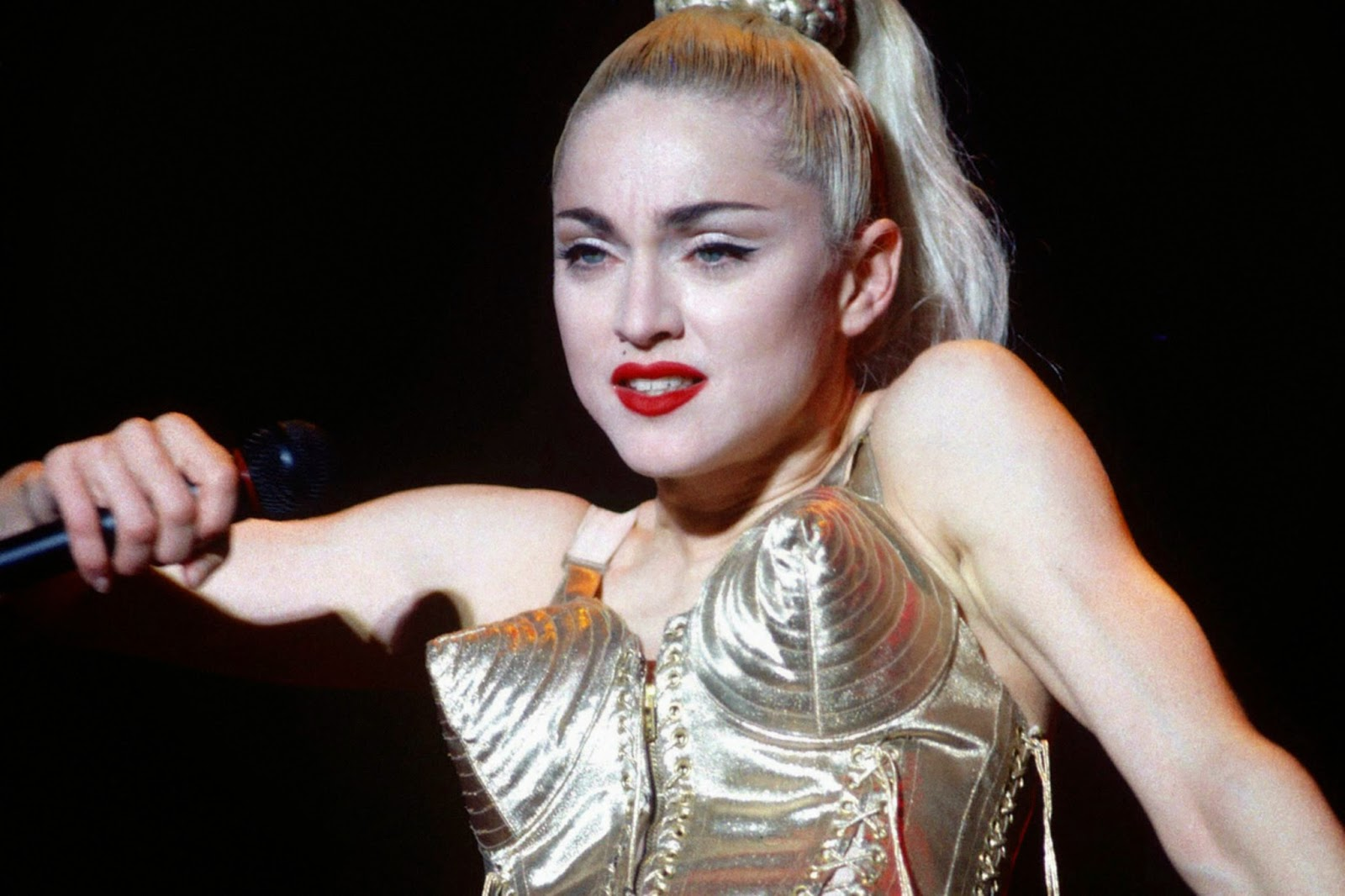 Мадонна говорит о сексе
