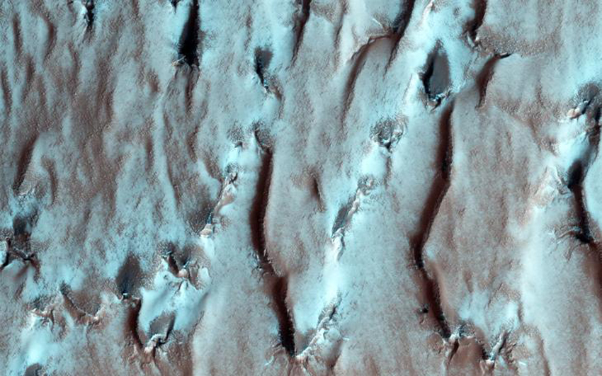 фото Марса